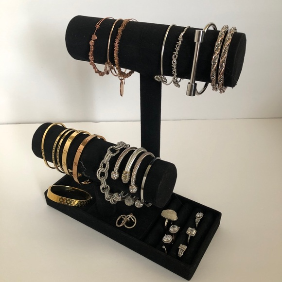2 Tier Jewelry Display
